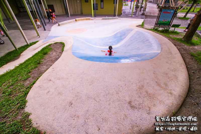 宜蘭中山國小【宜蘭景點、特色小學】|宜蘭市區接近幾米公園,沒有圍牆好停車的『碗公溜滑梯親子景點』。 @黃水晶的瘋台灣味