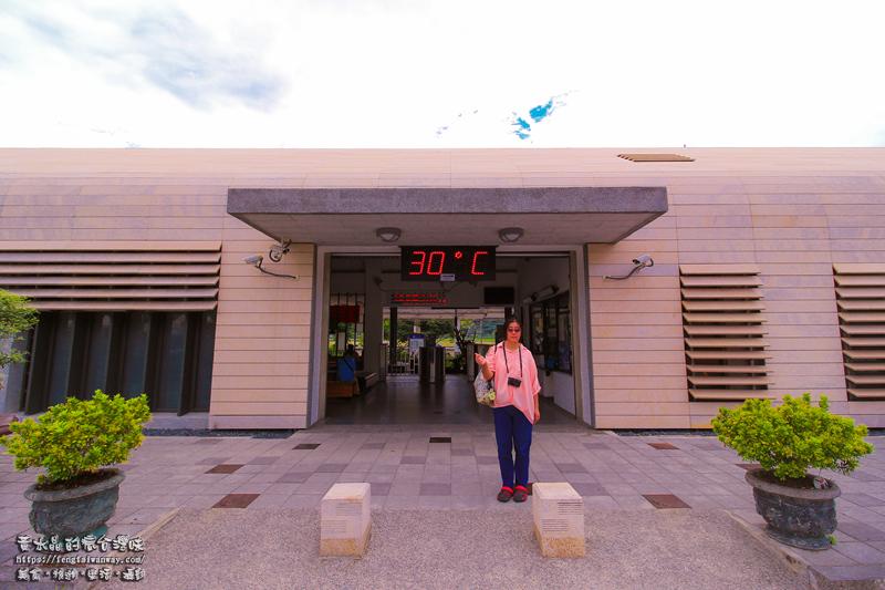 富里車站【花蓮景點】|花東縱谷得獎米倉造型建築打卡景點再加一;網美拍照模式再開啟。 @黃水晶的瘋台灣味