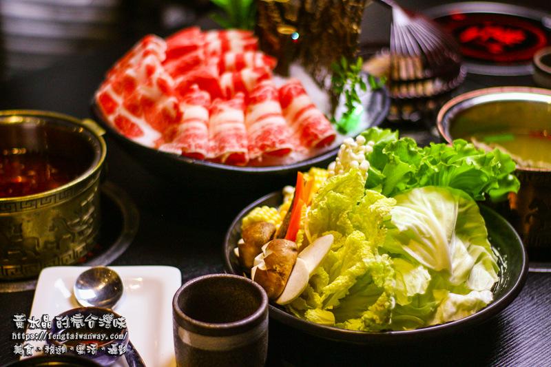道一鍋物料理【竹北美食】︱新竹親子火鍋餐廳;嚴選高品質和牛食材現流龍虎石斑,重要客戶及家人帶來這就對了 @黃水晶的瘋台灣味