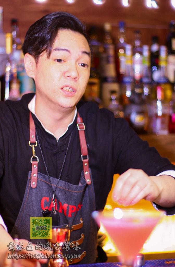Mix Bistro餐酒館【桃園美食】|任何調酒都可以客製化的餐酒館還可幫人心情擺渡;中天新聞推薦 @黃水晶的瘋台灣味