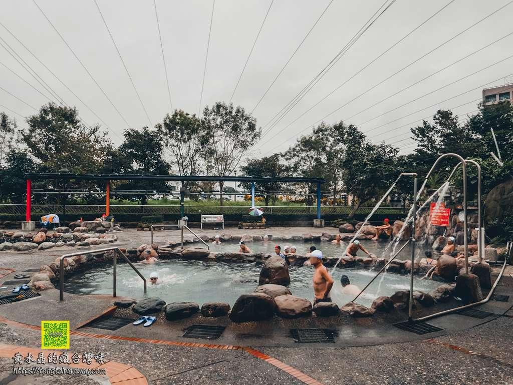 礁溪溫泉公園【宜蘭景點】|礁溪佛心免費足湯、森林風呂大眾裸湯、溫泉游泳池附大眾交通資訊 @黃水晶的瘋台灣味