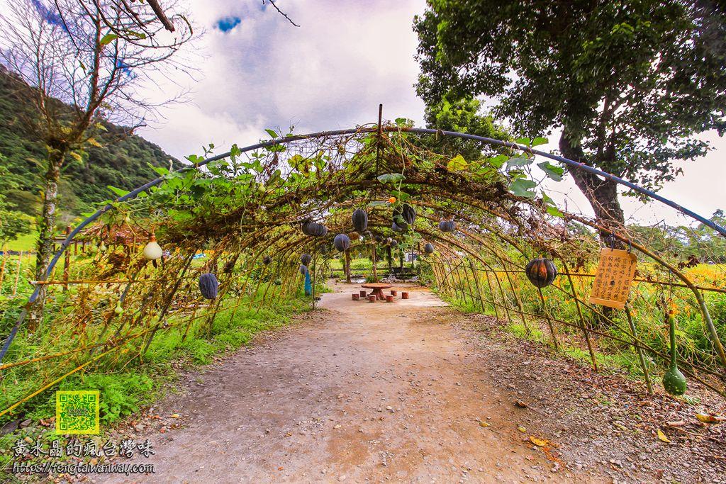 汪家古厝【花蓮景點】|玉里赤柯山上最古老的古厝、最漂亮的網美金針花海在這;還有金針田園餐點可享用 @黃水晶的瘋台灣味