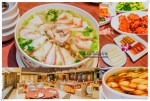 兩全天婦羅【基隆美食】|仁愛市場30年以上必吃人氣老店;用魚漿做的甜不辣 @黃水晶的瘋台灣味