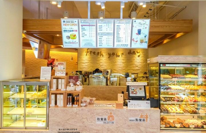 金礦咖啡桃園復興店【桃園咖啡】 桃園站前連鎖咖啡店;這家24小時營業,一訪加二訪 @黃水晶的瘋台灣味
