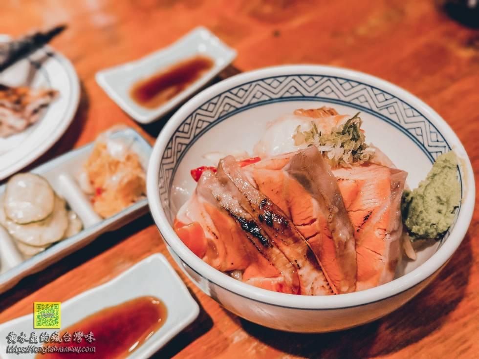 丼力屋【龜山美食】|壽山高中旁的溫馨日式料理餐廳 @黃水晶的瘋台灣味