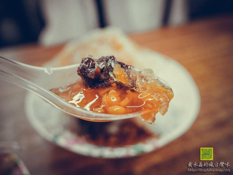 阿婆綠豆蒜【屏東冰店】 車城福安宮必吃綠豆蒜冰品 @黃水晶的瘋台灣味