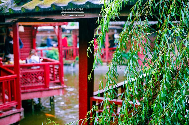 新楓林園【桃園美食】|桃園上海菜古典景觀餐廳;鬧區中的世外桃花源 @黃水晶的瘋台灣味