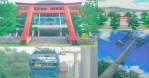 星巴克民雄門市【民雄咖啡】|嘉義民雄IG熱門打卡景點;看似教堂且有免費停車場及方便得來速 @黃水晶的瘋台灣味