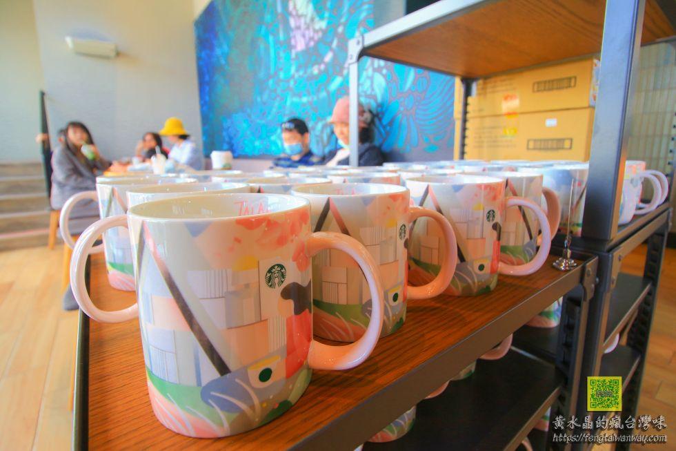 星巴克泰安南門市【台中咖啡】|南下國道一號上的Starbucks夢幻積木城堡門市;網美必打卡景點 @黃水晶的瘋台灣味