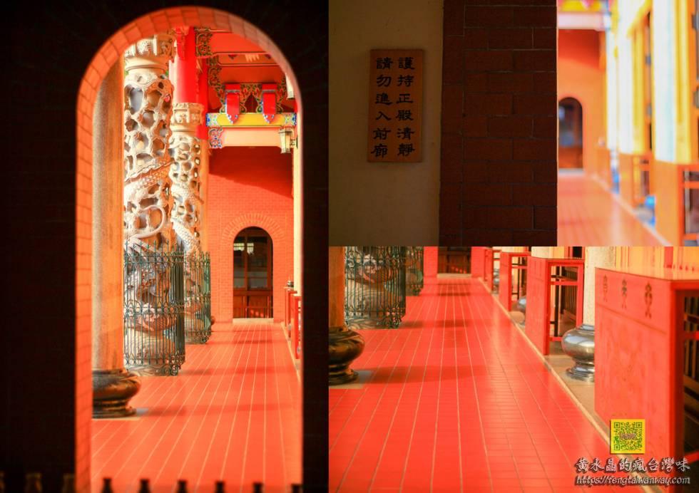 白雞山行修宮【新北景點】 三峽必拜關聖帝君廟宇;不點香也是可以很虔誠的心靈環保關公廟 @黃水晶的瘋台灣味