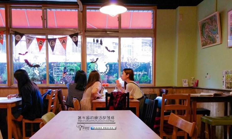 Wooly Cafe【桃園美食】 桃園市桃園區早午餐下午茶咖啡廳;隱身在二樓的早午餐咖啡。 @黃水晶的瘋台灣味