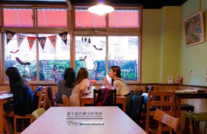 Wooly Cafe【桃園美食】|網美們都愛來隱身在大同路二樓的早午餐網美餐廳 @黃水晶的瘋台灣味