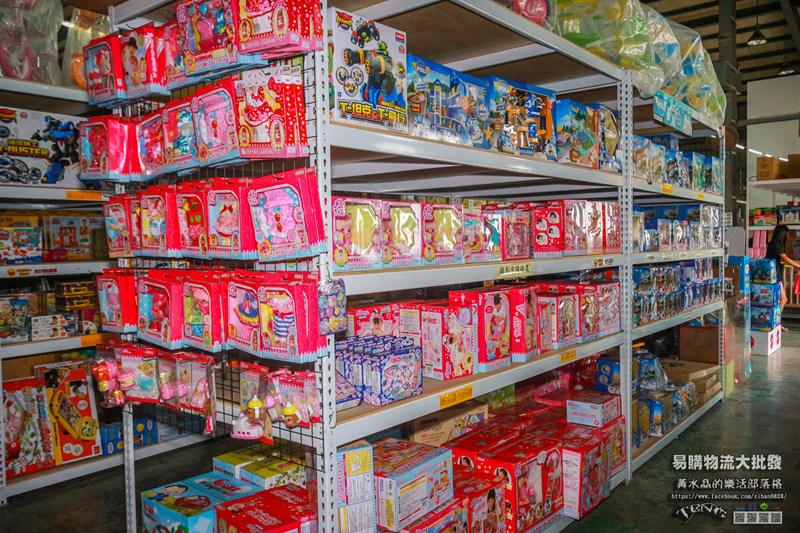 e-go易購物流大批發商場 來彰化大村鄉必逛的CP值超高玩具批發賣場;從夜市到專櫃的玩具禮品來這全部都有 ...