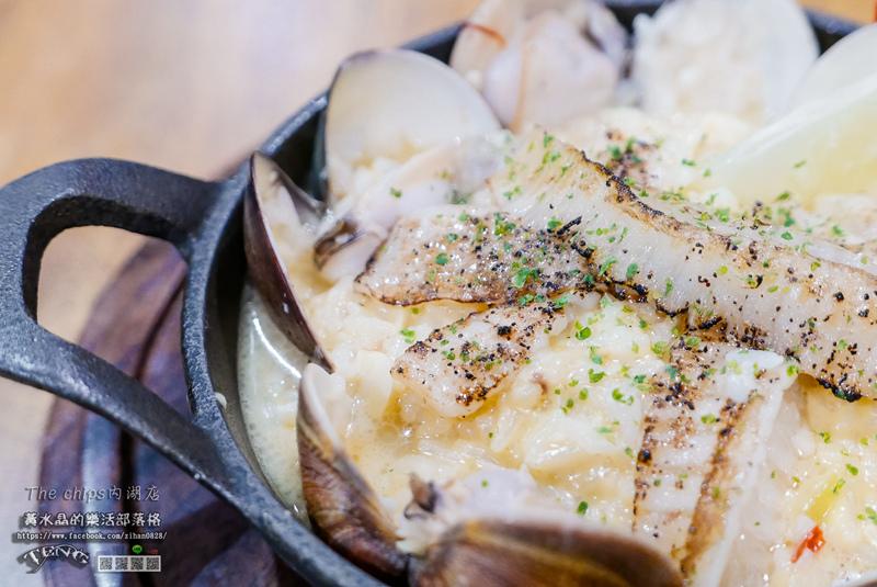 The Chips內湖店【內湖美食】 台北內湖美式早午餐餐廳;小有名氣餐點有水準,尤其是那肉汁多的炸雞~啊嘶~! @黃水晶的瘋台灣味