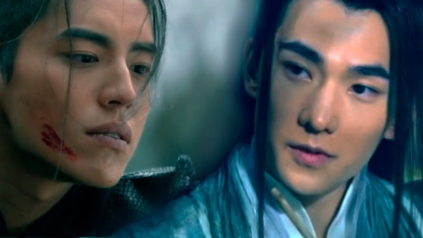 Fake trailer. Let You go. Wang Da Lu & Yang Yang + Bonus 2 trailer