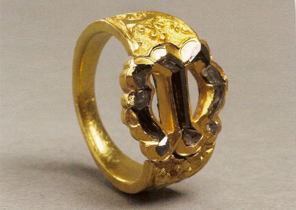 A origem da tradição do anel de noivado de diamante   FENINJER