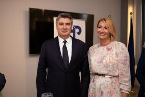 Zoran Milanović i Ruža Stjepanović