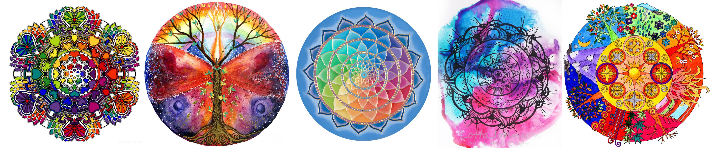 Terapia relajante coloreando mandalaspon un mandala en tu vida o muchos  Fnix Arte Sana