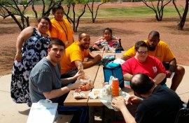Fenix Group Park Lunch