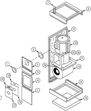 Furnace Ladder Wiring Diagram