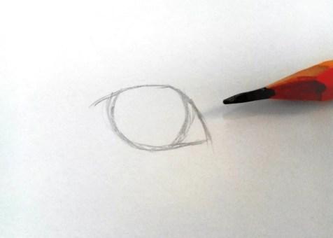 Как нарисовать кота карандашом? Шаг 1. Портреты карандашом - Fenlin.ru
