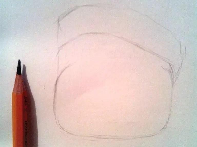 Как нарисовать ребенка? Шаг 5. Портреты карандашом - Fenlin.ru