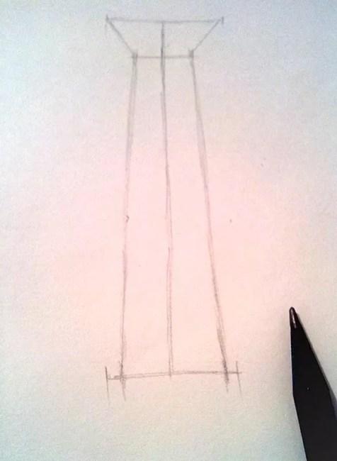 Как нарисовать нос человека карандашом? Шаг 3. Портреты карандашом - Fenlin.ru