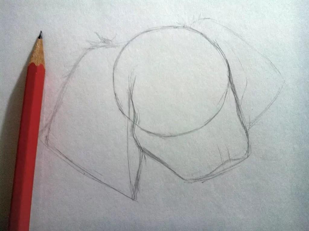 Как нарисовать собаку карандашом? Шаг 3. Портреты карандашом - Fenlin.ru
