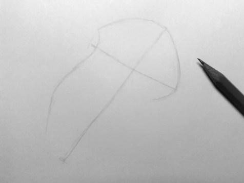 Как нарисовать орла карандашом? Шаг 2. Портреты карандашом - Fenlin.ru