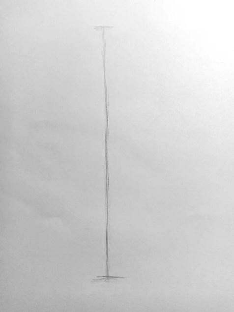Как нарисовать женщину в полный рост карандашом? Поэтапный урок. Шаг 1. Портреты карандашом - Fenlin.ru