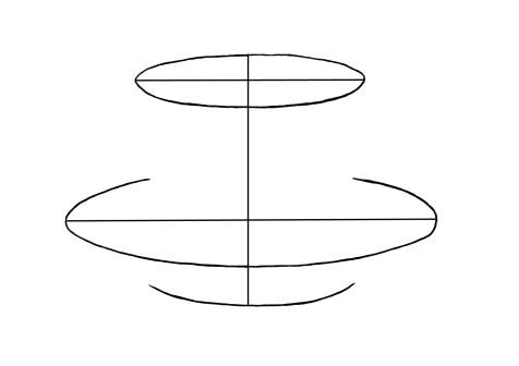 Как нарисовать чашку на графическом планшете? Шаг 4. Портреты карандашом - Fenlin.ru