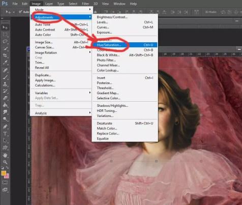 Фотомонтаж в образ с помощью Photoshop (Фотошоп). Шаг 11