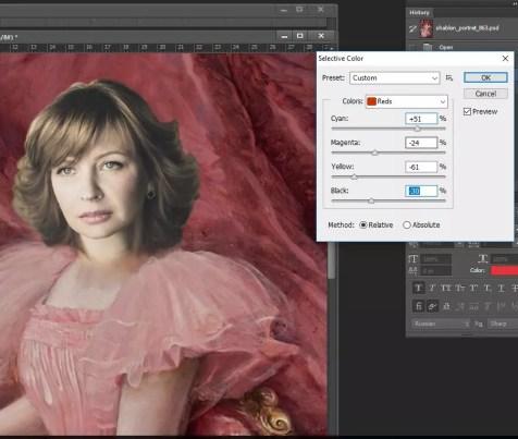 Фотомонтаж в образ с помощью Photoshop (Фотошоп). Шаг 16