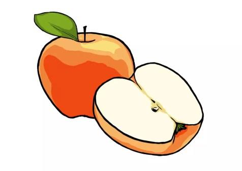 Как нарисовать яблоко? Шаг 12. Портреты карандашом - Fenlin.ru