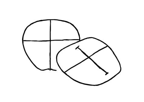 Как нарисовать яблоко? Шаг 3. Портреты карандашом - Fenlin.ru