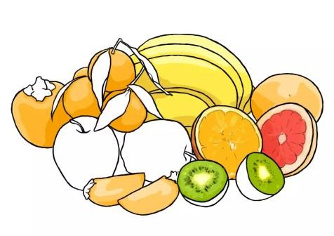 Как нарисовать фрукты? Шаг 17. Портреты карандашом - Fenlin.ru