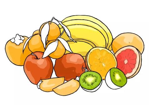 Как нарисовать фрукты? Шаг 19. Портреты карандашом - Fenlin.ru