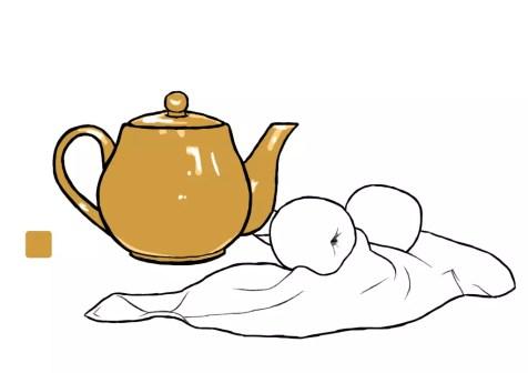 Как нарисовать простой натюрморт? Шаг 12. Портреты карандашом - Fenlin.ru