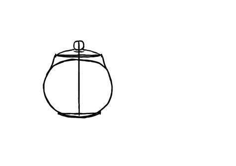 Как нарисовать простой натюрморт? Шаг 4. Портреты карандашом - Fenlin.ru