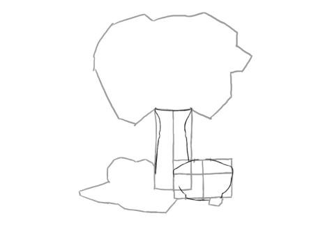 Как нарисовать сложный натюрморт? Шаг 7. Портреты карандашом - Fenlin.ru