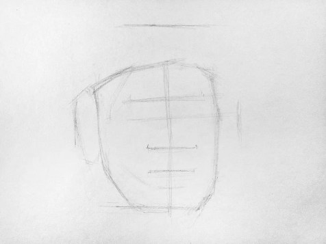Как нарисовать старика карандашом? Шаг 3. Портреты карандашом - Fenlin.ru