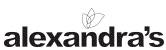 Alexandra's Fine Foods Logo