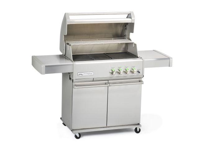 Infrared BBQ Technology