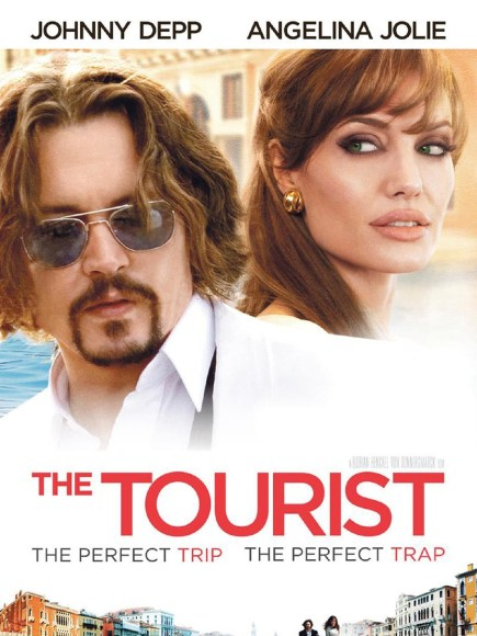the tourist movie poster
