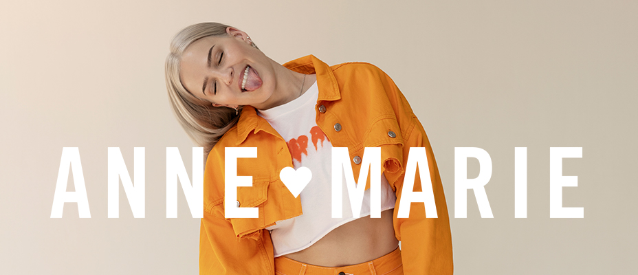 anne-marie poster