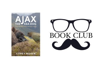 AJAX THE KEA DOG By Corey Mosen