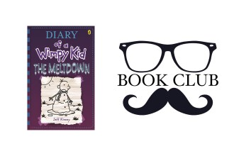 THE MELTDOWN: DIARY OF A WIMPY KID: BOOK 13 By Jeff Kinney