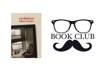 EVOLUTION By Eileen Myles