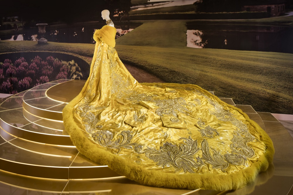 EXQUISITE, THEATRICAL, INIMITABLE – GUO PEI