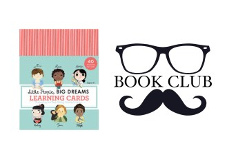 LEARNING CARDS (LITTLE PEOPLE, BIG DREAMS) By Isabel SanchezVegara
